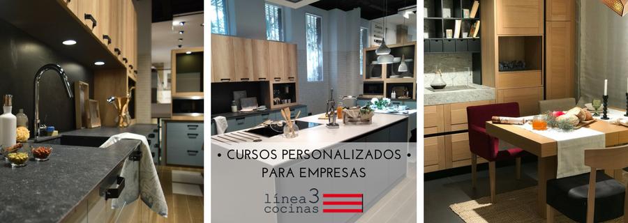 Linea 3 Cocinas Cursos Personalizados Para Empresa