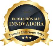 Premio Interiores Formación Más Innovadora