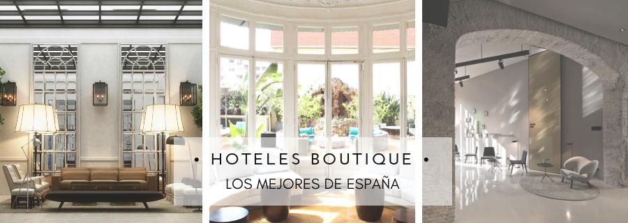 Los mejores hoteles boutique de España