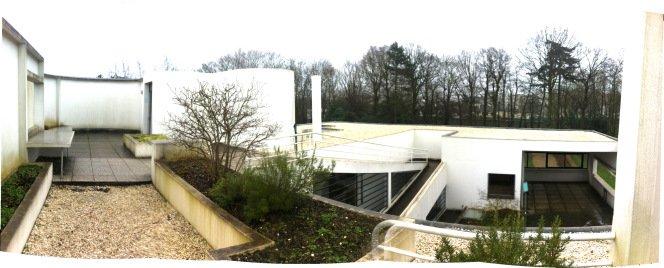 Villa Savoyede Le Corbusier