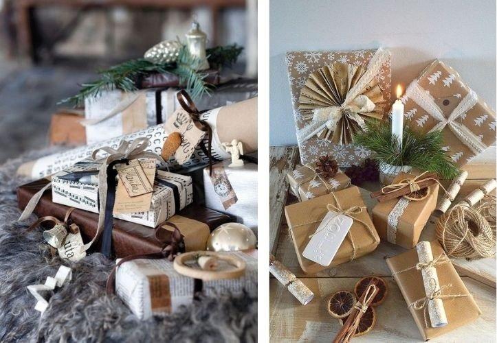 navidad sostenible regalos