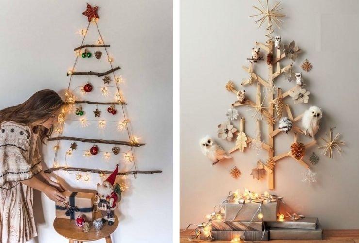 Tendencias en decoración de navidad sostenible