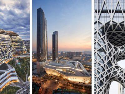 Obras arquitectónicas de Zaha Hadid